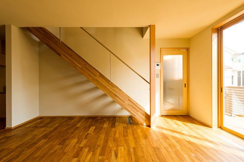 階段下も収納スペースに生かせそうですね!