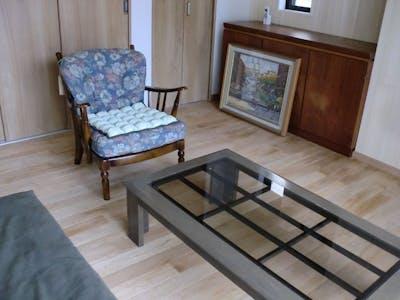 千葉県・個人住宅 オーク・ユニ フローリング(セレクトグレード) 施工事例
