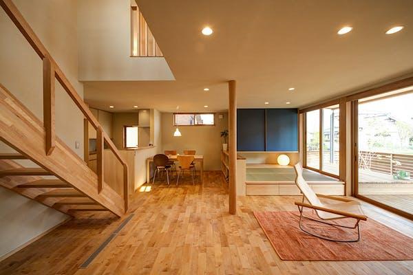 木と木材の家にまつわる話