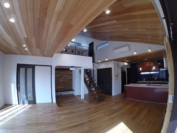 木が溢れる空間と暮らし ~木材を使ったお家をご紹介~