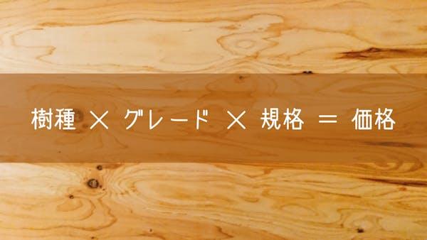 床材の種類や価格~無垢フローリング~
