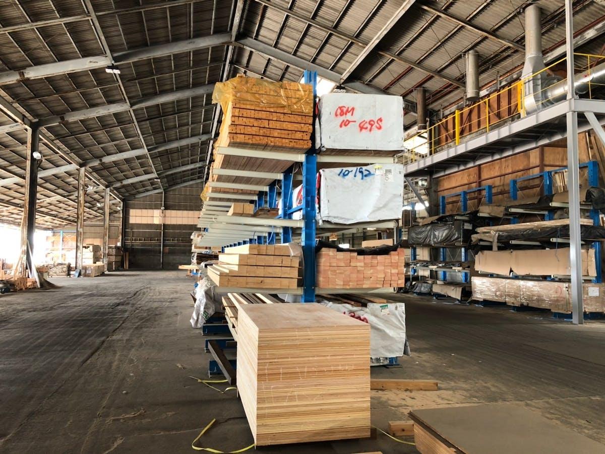 滝口木材工場